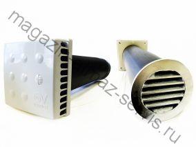 Клапан Инфильтрации Воздуха КИВ-125 Квадро (KIV Quadro VORTICE оригинал) 500 мм.
